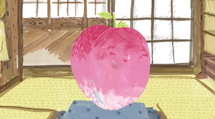 일본의 전래동화 - 모모타로